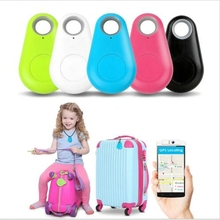 Mini anti-lost smart bluetooth tracker Child Bag Wallet Key Finder GPS Locator Alarm Wireless tracer Anti Lost reminder for pet