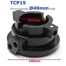 Vehicle Car Wheel Tyre Tire Changer Rotary Coupler Coupling Air Valve TCP15(China)
