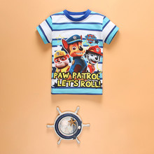 Cotton Children's T-shirt new style summer kids sets sleep clothes for girl boys baby underwear cartoon cheap and free delivery