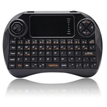 Mini Portable Mouse Keyboard Remote Control For Windows iOS Linux Android