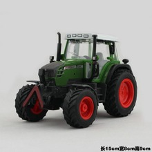 Free shipping high quality diecast engineering car farmer tractor model car with sound