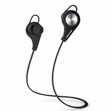 Excelvan Q9 Bluetooth 4.1 Wireless Stereo Sports In-ear Earphones Earset Waterproof Headset Handsfree for Smartphone Calls