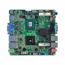 Newest x86 industrial mini itx motherboard with 2 Gigabit LAN 1037U Celeron Q1037UG2-P DHL Free shipping(China)