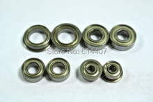 Free Shipping Supply HIGH PRECISION RC CAR & Truck Bearing for TEAM ASSOCIATED(CAR) RC12L3 OVAL