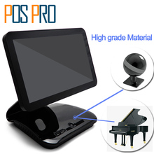 IZP037 New Arrival! High grade Meterial Cash Register Windows POS System 15.6 inch Touch Screen All in one POS Machine