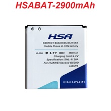 HB5R1 2900mAh Battery Use for Huawei Ascend G500D G600 201HW Panama U8520 U8832 U8832D U8836D U8950 U8950D etc Battery