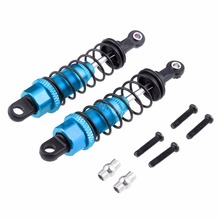 Buy Aluminum Alloy Front Shock Absorber 0016 WLtoys 12428 12423 1/12 RC Car Crawler Short Course Truck Upgrade Parts for $5.90 in AliExpress store