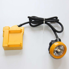 10000 lux 6.6Ah 3.3W LED Mining Lamp T7 (C)(China)