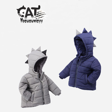 Boys winter jacket 2016 children clothing north facce jacket children's hooded down coat boys casaco de inverno meninos