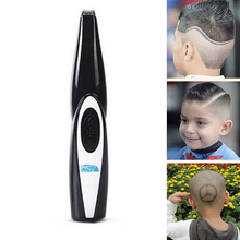 New Kids Electric Hair Trimmer Clipper Barber Haircutting Styling Tool Haircut(China)