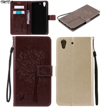Huawei GW Case For Honor 5A Leather Case Huawei CAM-L03 Wallet Bag Huawei CAM-L21 Y6II Case Huawei Y62 CAM-L21 Box CAM-TL00(China)