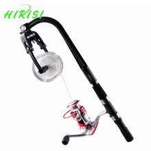 Fishing Reel Line Winder Spooler Fishing Line Winding System Spinning Line Tier Carp Fishing Reel(China)