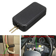 Car-styling Car Airbag Simulator Emulator Bypass Garage Srs Fault Finding Diagnostic Tool