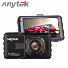 Original anytek A98 new car dvr novatek auto car camera 1080P dash cam dvrs video recorder registrar registrator avtoregistrator