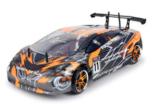 HSP Rc Car 4wd Drift 1:10 Scale Electric Power On Road Remote Control Car 94123 FlyingFish Ready To Run REDCAT Racing 94123PRO(China)