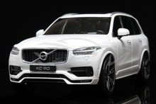 Diecast Car Model Welly GTA All New Volvo XC90 Sport Version 1:18 (White) + SMALL GIFT!!