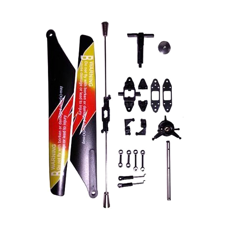 Nwe Toys RC Helicopter Upper Replacement Parts Set Repair Kit DIY Blade 88 FJ88(China (Mainland))
