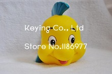 New Arrival Limited Collection The Little Mermaid Flounder Fish Sebastian Clarabelle Cow Cute Figure Toy Doll Birthday Gift