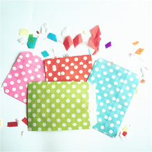 Dot Snack Wedding Event Party Supplies Decoration Paper Accessories Romantic Baby Birthday Festa Guest Candy Favors Gift Bag Box