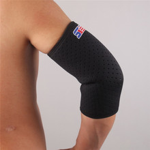 Adult Elbow Supports Armband Braces Basketball/Tennis/Badminton Pads Universally Gym Arm Protector Soft Sports Guard L756(China)