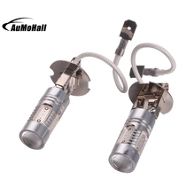 Buy 2Pcs 33-SMD H3 7.5W 5730 Car Xenon LED Fog Driving DRL Bulb Light Lamps 12V for $12.80 in AliExpress store