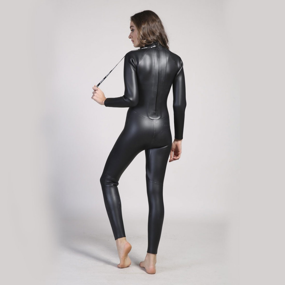 Neoprene Wetsuits Full-Body-Suit Women's Premium Man And CR title=