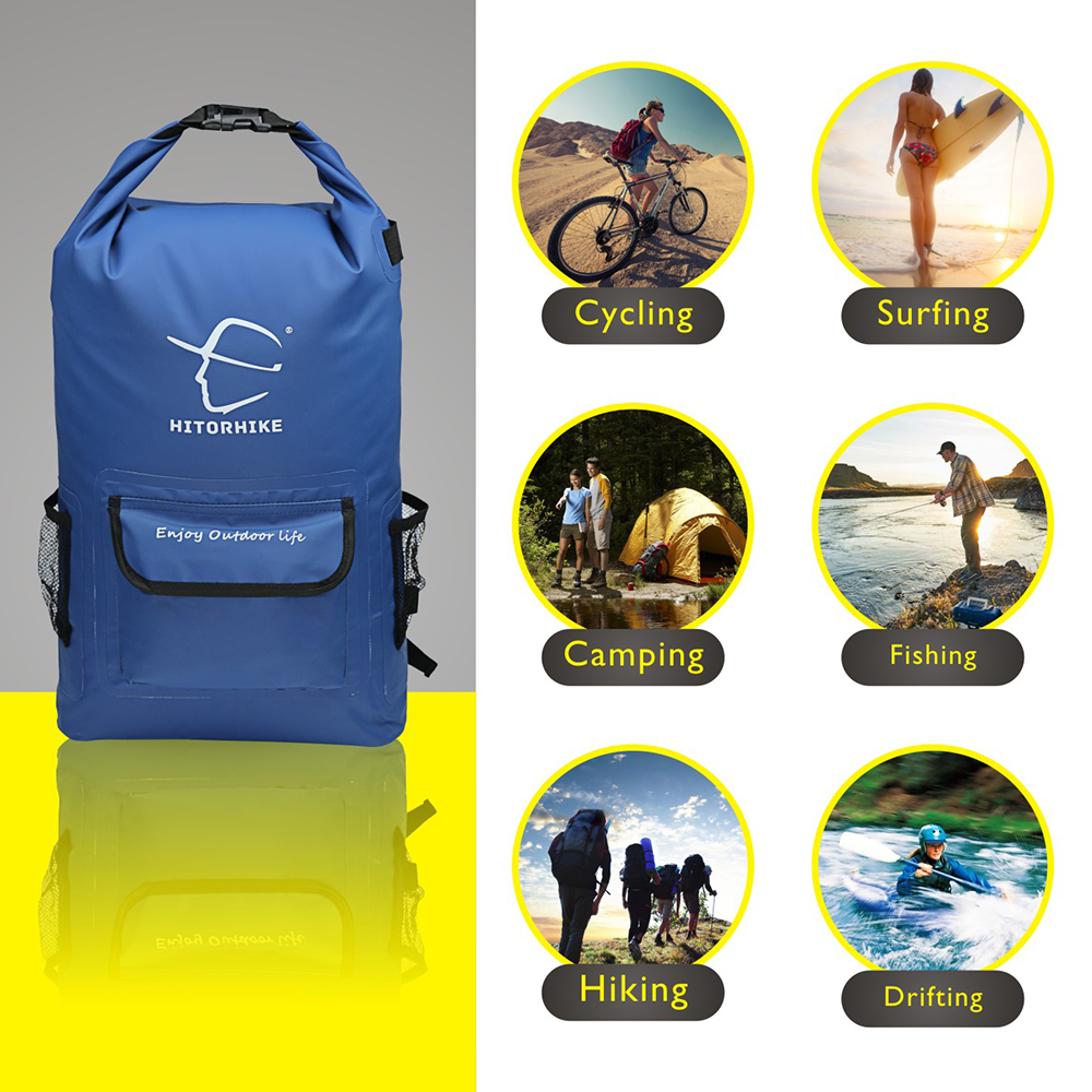 Dry Bag Backpack 6
