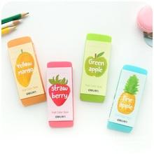Color Oversized Eraser Large Fruit Candy Color Creative Eraser