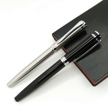 Enterprise To Work An Office Ball Customized LOGO Sarah Business Gift Ability In Swimming Metal Signature Pen