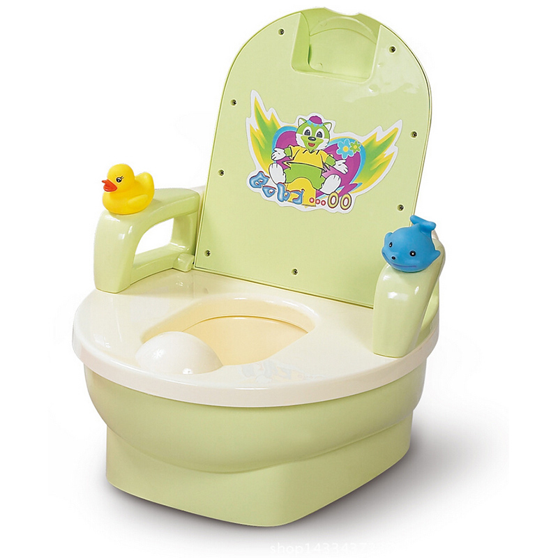 Large Potty Chair Infants And Young Children pPotty Toilet Drawer-type Universal Have Pink Green Color For Over 8 Months Baby<br><br>Aliexpress