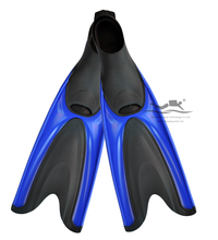 2015new Free shipping snorkeling Flipper comfortable adjustable blue scuba Diving Fins F-09B