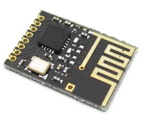 SMALLEST SMD NRF24L01 Wireless without Pin Header
