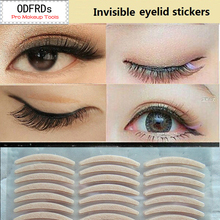 Invisible eyelid stickers Eyes became bigger safe invisible double eyelid tape sex products double eyelid M874