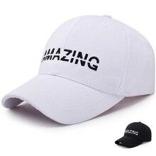 339b34ef52a Adjustable Cotton Amazing Men Women Male Female Ponytail Baseball Cap Sun  Hat