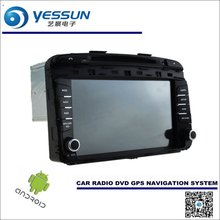 Car Android Navigation System For Kia Sorento 2015~2017 - Radio Stereo CD DVD Player GPS Navi BT HD Screen Multimedia