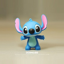 Animation Garage Kid Lilo & Stitch Model Toys: Action Figure PVC Dolls Stitch Model Pendant&Decoration Excellent Gifts