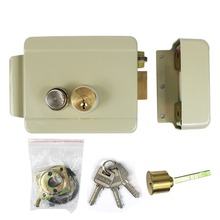 Electric Lock Electronic Door Lock for Video Intercom Doorbell Door Access Control System Video Door Phone Best for Home F1666Y