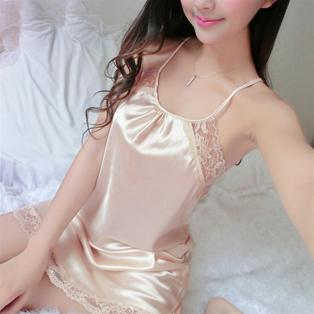 silk nightgowns (8)