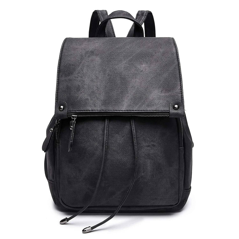 cc71bc6ca0cd FGGS Mini Backpack Women Fashion Leather Cute Backpack Purse Small ...