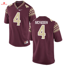 Nike 2017 FSU Kermit Whitfield 8 Can Customized Any Name Any Logo Limited Boxing Jersey Jameis Winston 5 Tarvarus McFadden 4(China)