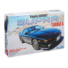 Fujimi 03862# 1/24 Scale Model Car Kit Supra 3.0 Turbo A 3000GT MA70 plastic model kit