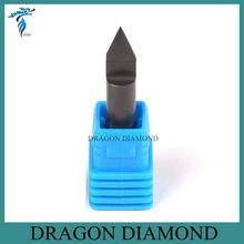 High Quality 1pc 30 Degree 6MM Marble Granite CNC Diamond Engraving Bit Router Bit