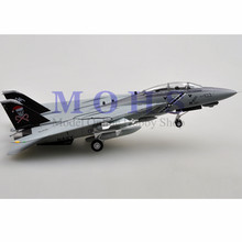 EASY MODEL 37193 1/72 Assembled Model Scale Finished Model Airplane Scale Aircraft Fighter F14  F-14D VF-103