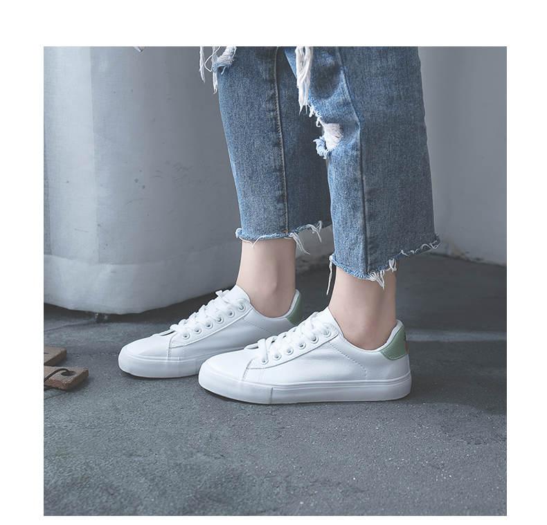 حذاء نساء لون ابيض 6
