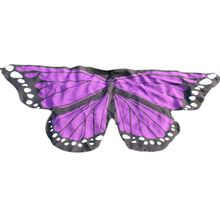 New Pashmina Cute Girls Boys Kids Fairy Wings Butterfly Fancy Dress Up Costume Party Pretend Play(China)