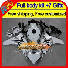 Repsol White 7gifts For HONDA CBR 1000RR CBR1000 RR 08 09 10 11 40HM140 CBR1000RR 1000 RR 2008 2009 2010 2011 NEW 08-11 Fairing