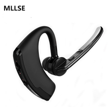 Bluetooth Earphone Fone De Ouvido Headset bluetooth earbuds V4.0 wireless earphones noise canceling micro earpiece with mic HOT(China)