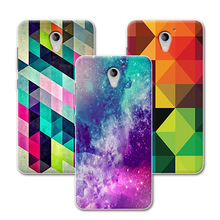 "New Grid Painted Soft Silicone ZTE A510 5.0"" Phone Case ZTE BA510 Blade A510 Case Cover ZTE Blade A510 Cover + Free Pen"