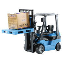 Forklift Truck Toy 1:60 Fork Lift Trucks Alloy & ABS Crane Models Simulation Mini Car Model Kids Toys Boys Cars Gift Brinquedos(China)