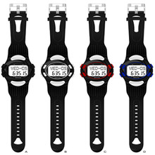 Hot 3D Pedometer Calories Counter Pulse Heart Rate Monitor Men Women Sports GYM Running Hunting Digital Watch Fitness